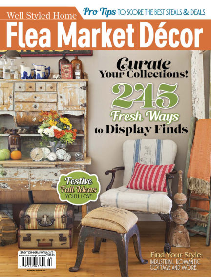 Flea Market Décor August 10, 2015 00:00