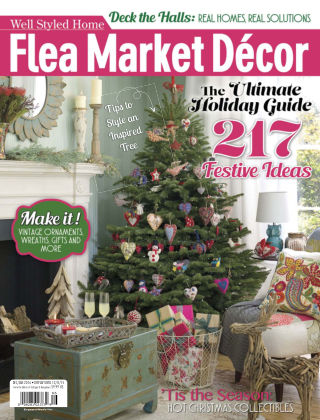 Flea Market Décor Dec-Jan 2015