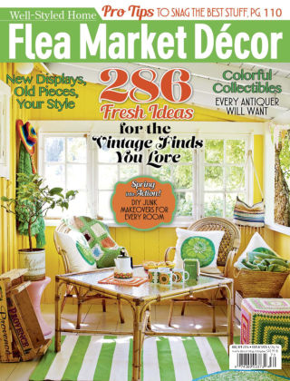 Flea Market Décor Mar-Apr 2016
