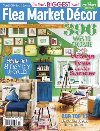 Flea Market Décor Summer 2016