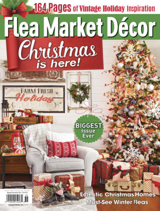 Flea Market Décor Winter 2016