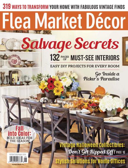 Flea Market Décor October 02, 2017 00:00
