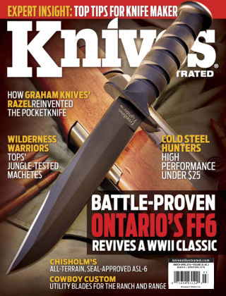 Knives Illustrated March-April 2015