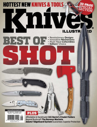 Knives Illustrated May-June 2015