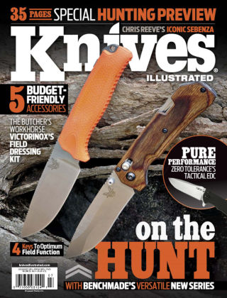 Knives Illustrated July-August 2015