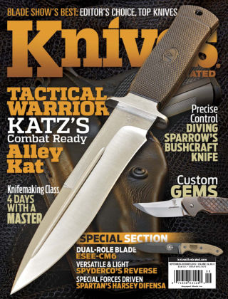 Knives Illustrated Sep-Oct 2015