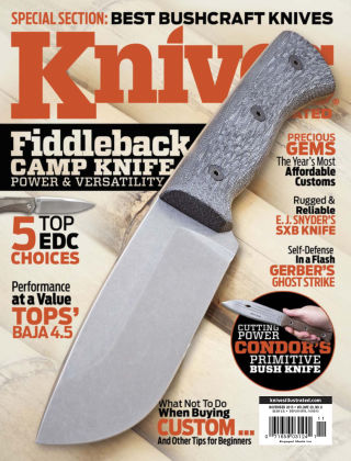 Knives Illustrated November 2015