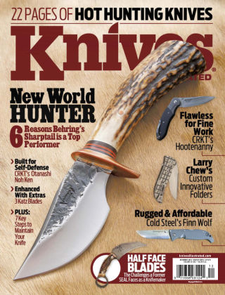 Knives Illustrated December 2015