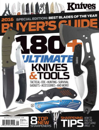 Knives Illustrated Jan-Feb 2016