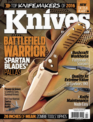 Knives Illustrated March-April 2016