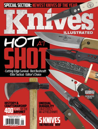 Knives Illustrated May-June 2016
