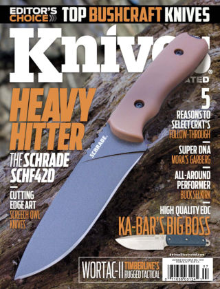 Knives Illustrated Jul-Aug 2016