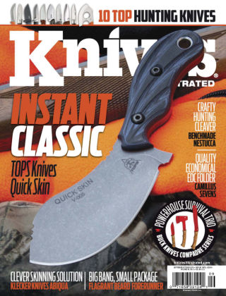 Knives Illustrated Sep-Oct 2016