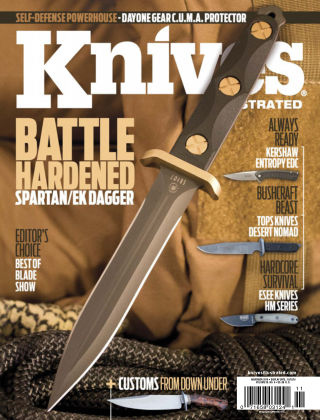 Knives Illustrated November 2016