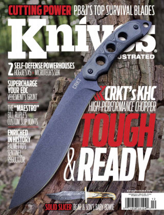 Knives Illustrated December 2016