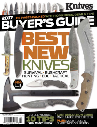 Knives Illustrated Jan-Feb 2017