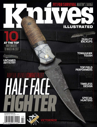 Knives Illustrated Mar-Apr 2017