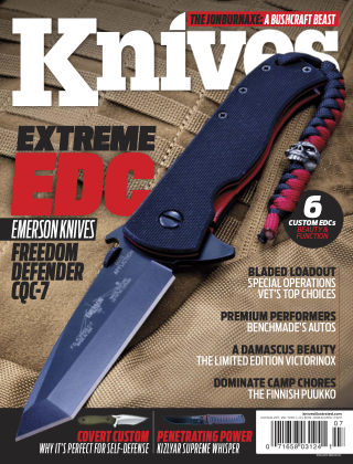 Knives Illustrated Jul-Aug 2017