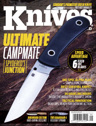Knives Illustrated Sep-Oct 2017