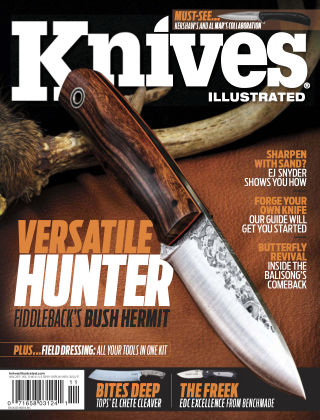 Knives Illustrated Nov 2017