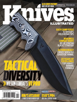 Knives Illustrated Dec 2017