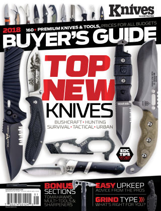 Knives Illustrated Jan-Feb 2018