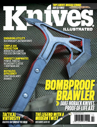 Knives Illustrated Mar-Apr 2018