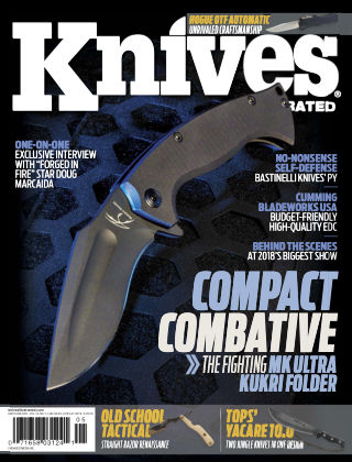 Knives Illustrated May-Jun 2018