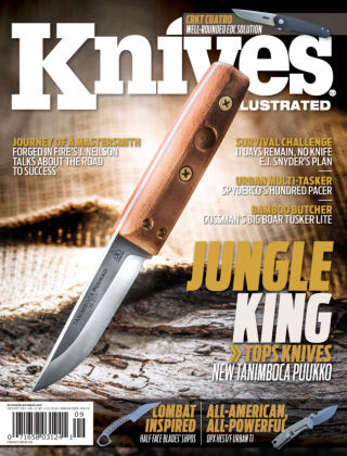 Knives Illustrated Sep-Oct 2018