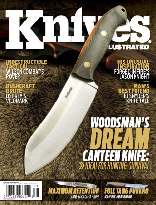 Knives Illustrated Nov 2018