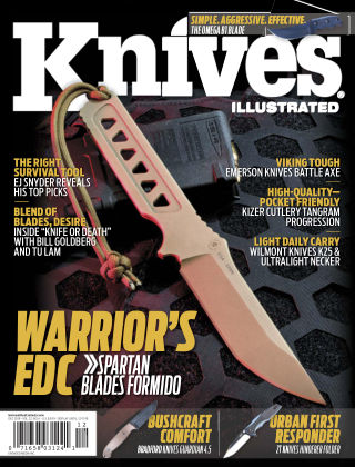 Knives Illustrated Dec 2018