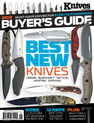 Knives Illustrated Jan-Feb 2019