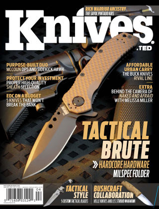 Knives Illustrated Mar-Apr 2019
