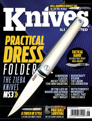 Knives Illustrated May-Jun 2019