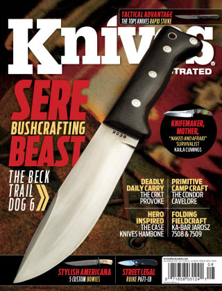 Knives Illustrated Jul-Aug 2019