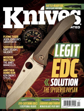 Knives Illustrated Sep-Oct 2019