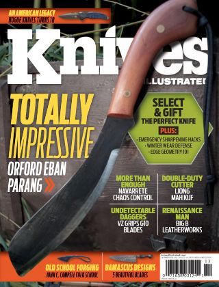Knives Illustrated Dec 2019