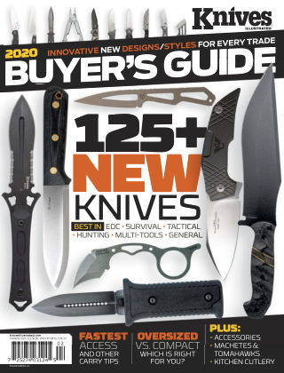 Knives Illustrated Jan-Feb 2020