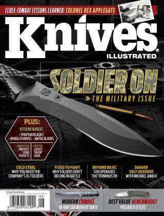 Knives Illustrated Jul-Aug 2020