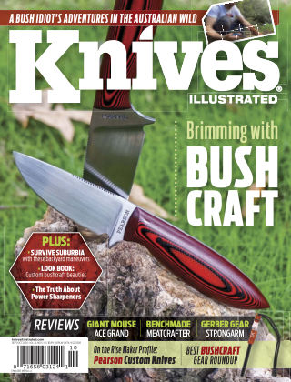 Knives Illustrated Sep-Oct 2020