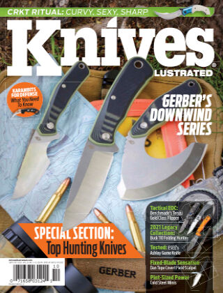 Knives Illustrated Sep/Oct