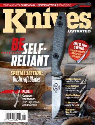 Knives Illustrated Nov