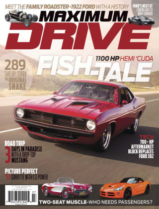 Max Drive July-August 2015