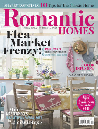 Romantic Homes Aug-Sep 2015