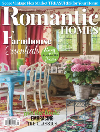 Romantic Homes October 2015