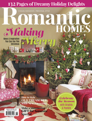 Romantic Homes November 2015