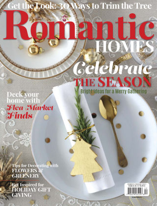 Romantic Homes December 2015