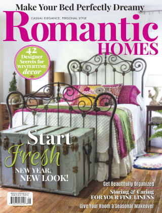 Romantic Homes January 2016