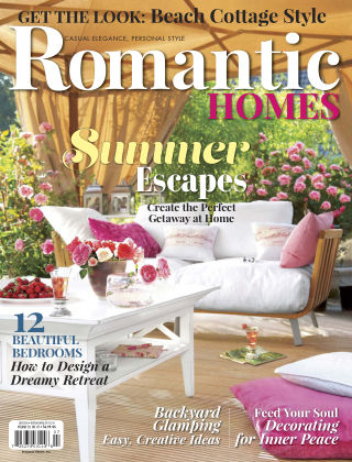 Romantic Homes July 2016