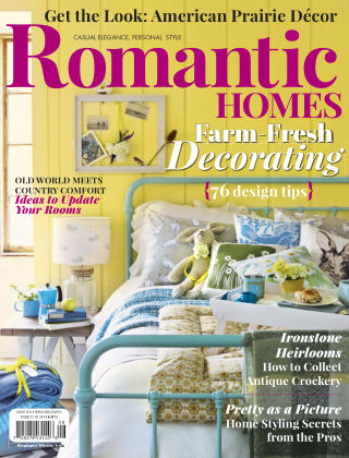 Romantic Homes August 2016